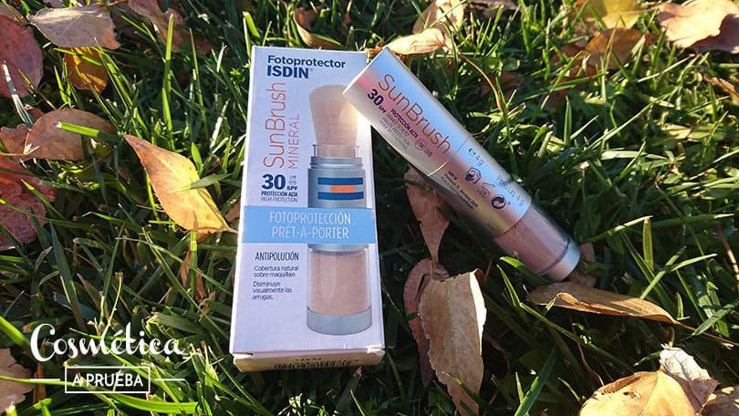 Fotoprotector ISDIN SunBrush Mineral SPF30