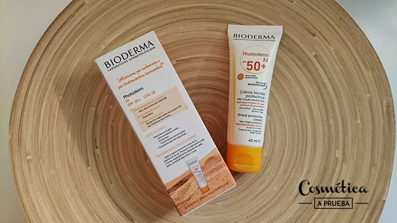 fotoprotector con color photoderm m spf 50 bioderma opiniones