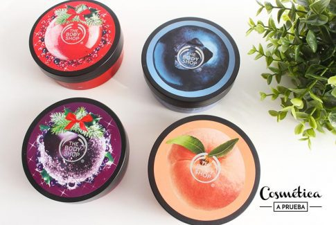 manteca corporal the body shop opiniones